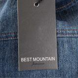 Blouson en jean brut enfants BEST MOUNTAIN marque pas cher prix dégriffés destockage