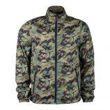 Veste coupe vent motif camouflage homme TOMMY HILFIGER marque pas cher prix dégriffés destockage
