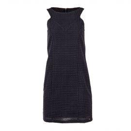 Robe brodée coton femme DDP marque pas cher prix dégriffés destockage