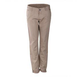 Pantalon en toile lin et coton femme DDP marque pas cher prix dégriffés destockage
