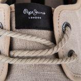 Espadrilles Derbies homme Pepe Jeans marque pas cher prix dégriffés destockage