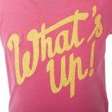 Tee-shirt manches courtes fille LITTLE MARCEL marque pas cher prix dégriffés destockage