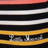 Tee shirt à rayures femme LITTLE MARCEL marque pas cher prix dégriffés destockage
