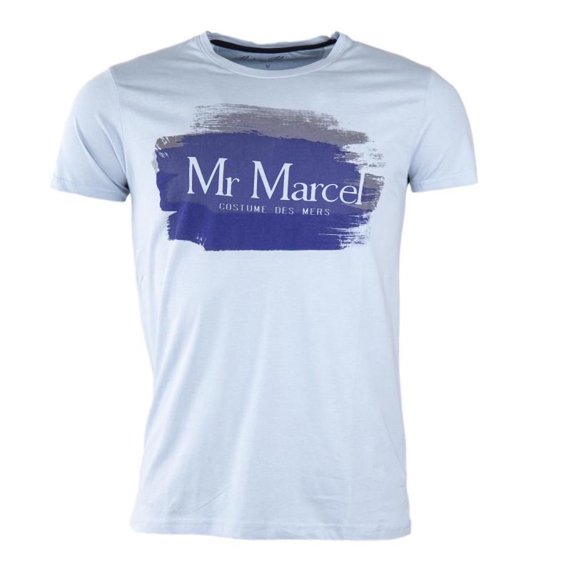 Tee-shirt manches courtes homme LITTLE MARCEL marque pas cher prix dégriffés destockage