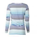 Tee shirt manches longues rayés femme LITTLE MARCEL marque pas cher prix dégriffés destockage