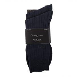 Lot de 2 paires de chaussettes homme CHRISTIAN LACROIX