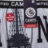Boxer Tour Eiffel homme CAMPS UNITED marque pas cher prix dégriffés destockage