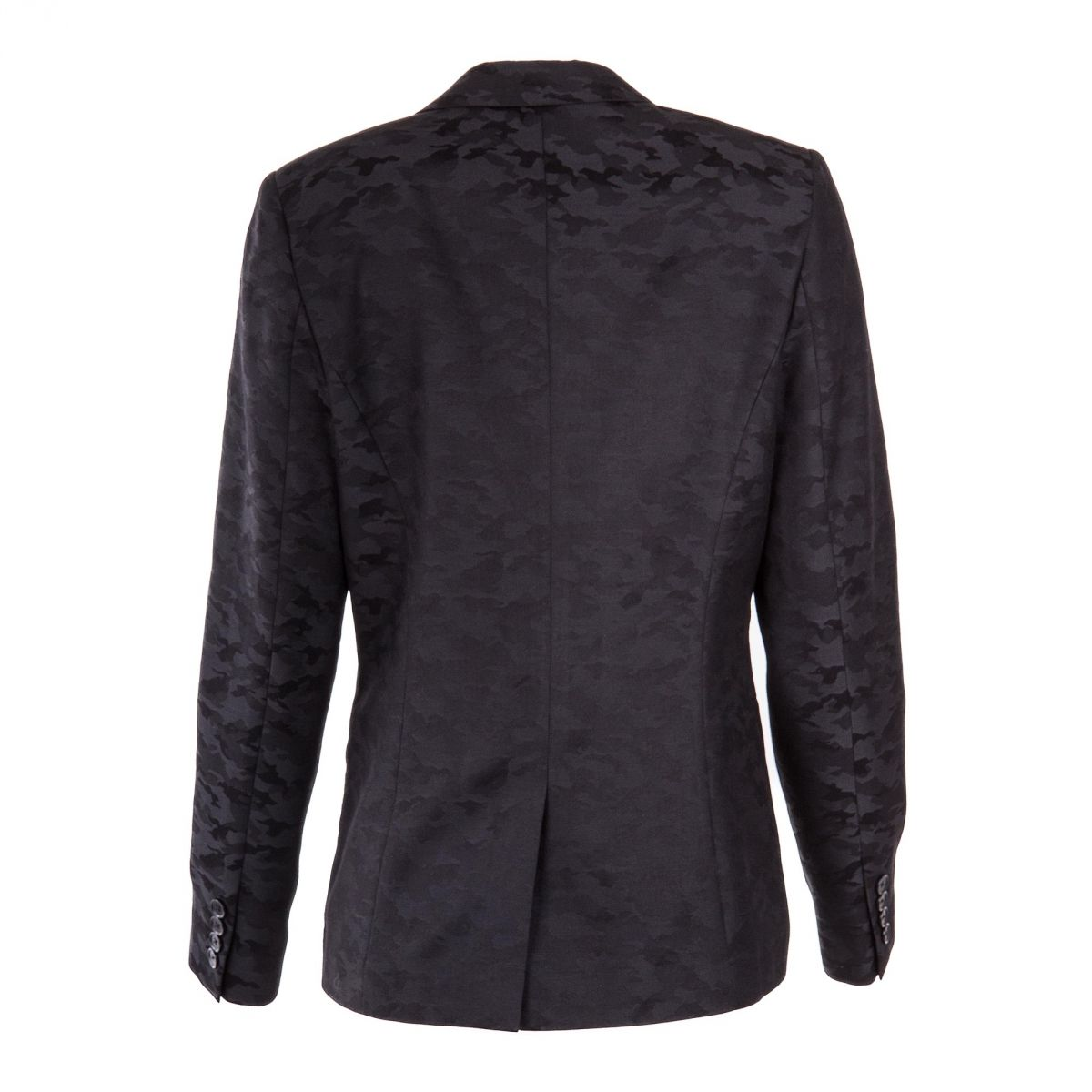blazer noir imprim camouflage femme best mountain prix d griff. Black Bedroom Furniture Sets. Home Design Ideas