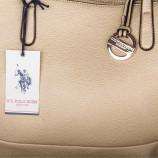 Sac grand format en simili cuir femme US POLO marque pas cher prix dégriffés destockage