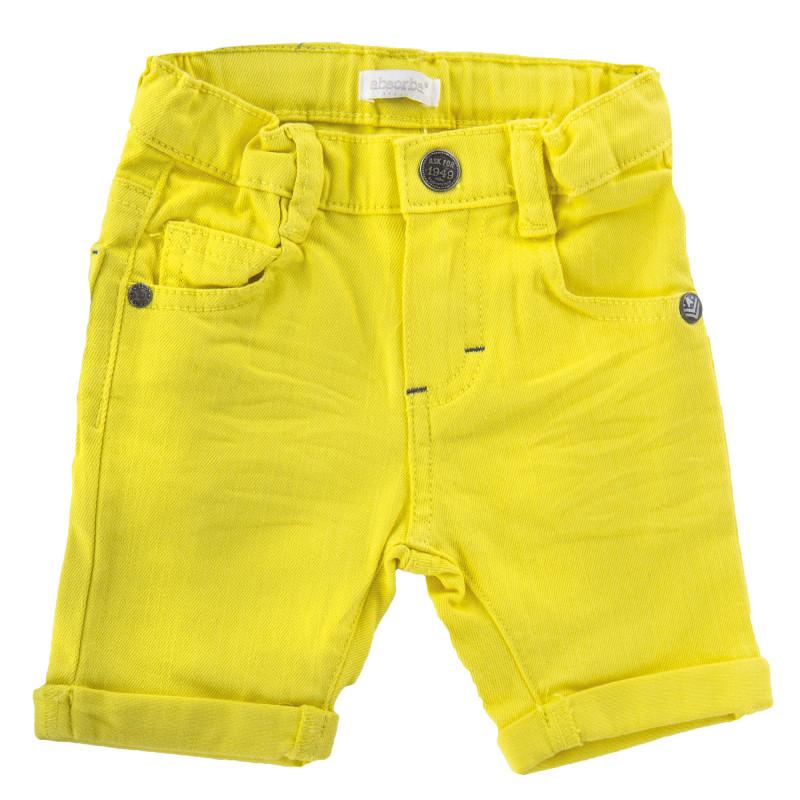 Short en jean bébé ABSORBA marque pas cher prix dégriffés destockage