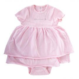 Robe body rose bébé ABSORBA marque pas cher prix dégriffés destockage