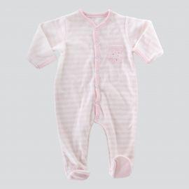 Pyjama rayures bébé ABSORBA marque pas cher prix dégriffés destockage