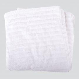 Serviette de bain blanche VIVOVE