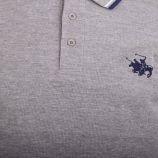 Polo à bandes homme MANOUKIAN marque pas cher prix dégriffés destockage