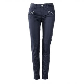 Pantalon enduit zippé femme BEST MOUNTAIN marque pas cher prix dégriffés destockage
