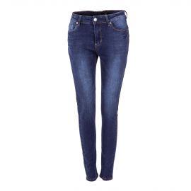 Jean skinny bleu brut femme BEST MOUNTAIN marque pas cher prix dégriffés destockage