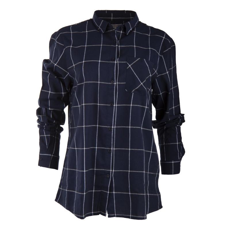 Chemise à carreaux femme BEST MOUNTAIN marque pas cher prix dégriffés destockage