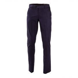 Pantalon de costume bleu marine homme MARION ROTH marque pas cher prix dégriffés destockage