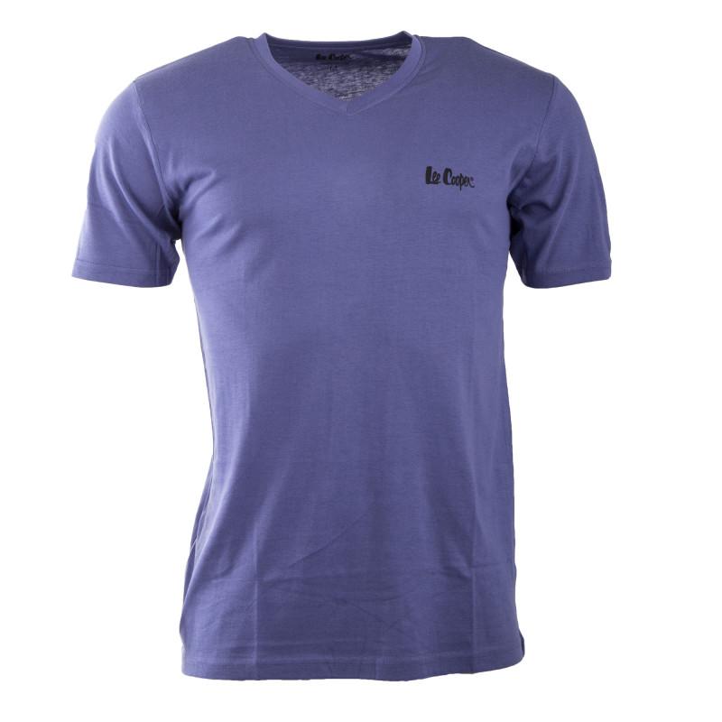 Tee-shirt manches courtes en coton homme LEE COOPER marque pas cher prix dégriffés destockage