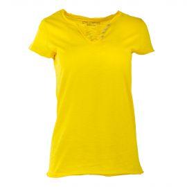 Tee shirt col V à boutons femme BEST MOUNTAIN