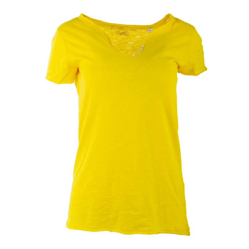 Tee shirt à manches courtes col V femme BEST MOUNTAIN marque pas cher prix dégriffés destockage