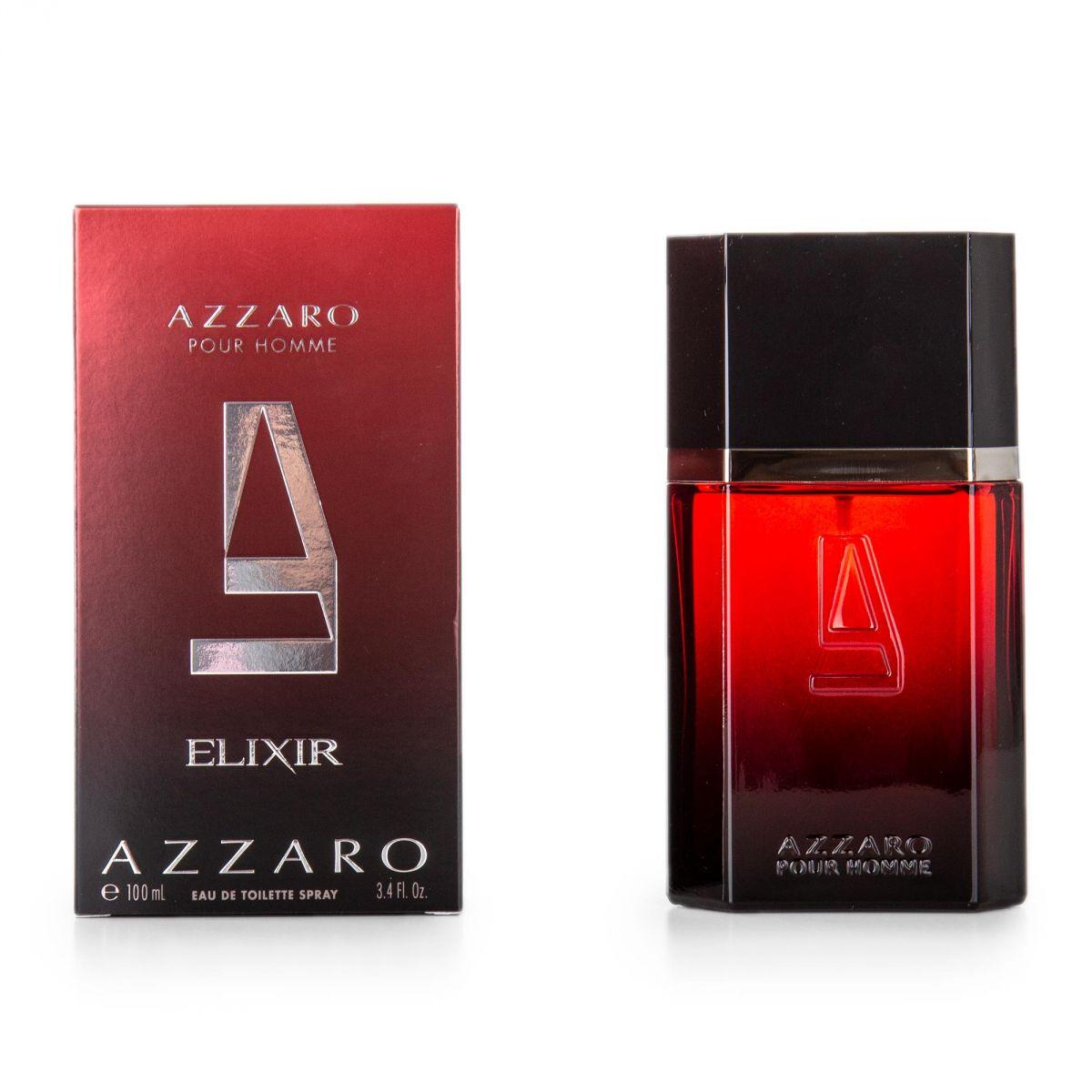 Eau Azzaro Elixir Homme À De Dégriffé Toilette Ml Prix 100 OPkZiuX