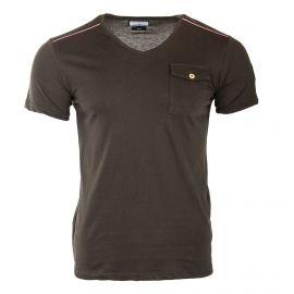Tee-shirt basique manches courtes homme BIAGGIO