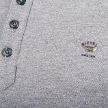 Polo col en jean manches courtes homme T-SERPICO DIESEL marque pas cher prix dégriffés destockage