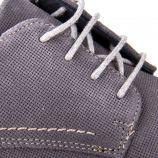 Derbies en cuir texturé homme PIERRE CARDIN marque pas cher prix dégriffés destockage