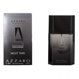 Eau de toilette Night Time 100 ml homme AZZARO marque pas cher prix dégriffés destockage