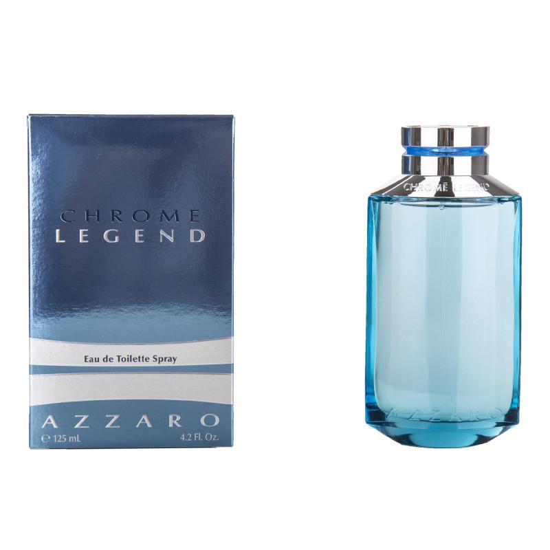 Parfum Eau de toilette Chrome Legend 125 ml homme AZZARO marque pas cher prix dégriffés destockage