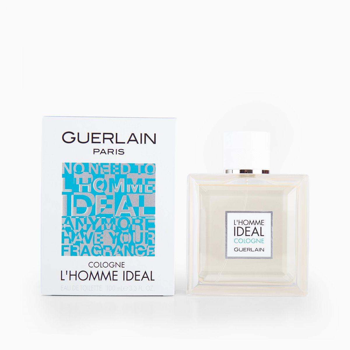 Toilette Parfum Idéal Homme De Cologne 100ml L'homme Guerlain Eau b6gyf7Y