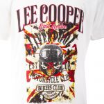 Tee shirt à manches courtes bikers club enfant LEE COOPER