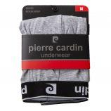 Boxer en coton uni homme PIERRE CARDIN marque pas cher prix dégriffés destockage