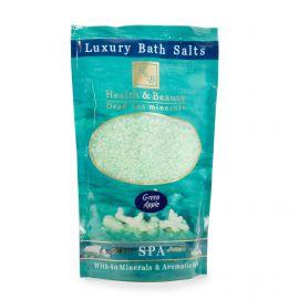 Sel de bain pomme 500gr Health and Beauty marque pas cher prix dégriffés destockage