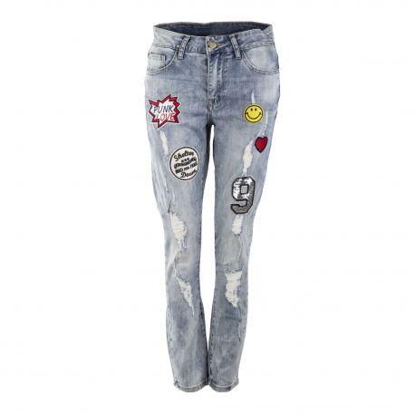 wholesale dealer 352d3 2b8a4 jean-slim-dechire-a-patchs-femme-red-soul.jpg