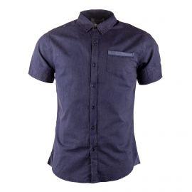 Chemise manches courtes en coton homme RED SOUL marque pas cher prix dégriffés destockage