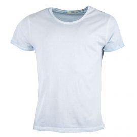 Tee shirt uni délavé homme RED SOUL