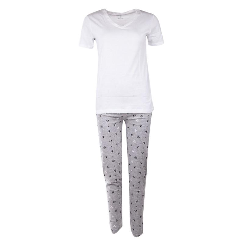Ensemble de pyjama à fleurs femme RODIER marque pas cher prix dégriffés destockage