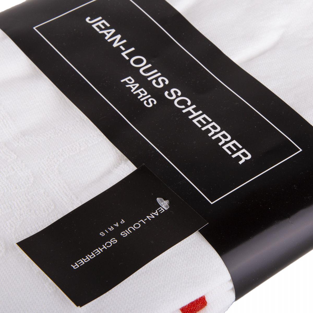 510a789816 fouta-eponge-orange-et-blanc-jean-louis-scherrer.jpg
