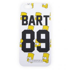 Coque iPhone 5/5s Bart Simpson ELEVEN PARIS marque pas cher prix dégriffés destockage