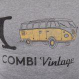 Tee shirt à manches courtes slogan vintage homme FABULOUS ISLAND marque pas cher prix dégriffés destockage