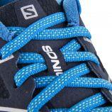 Baskets running bleues Ortholite Homme SALOMON marque pas cher prix dégriffés destockage