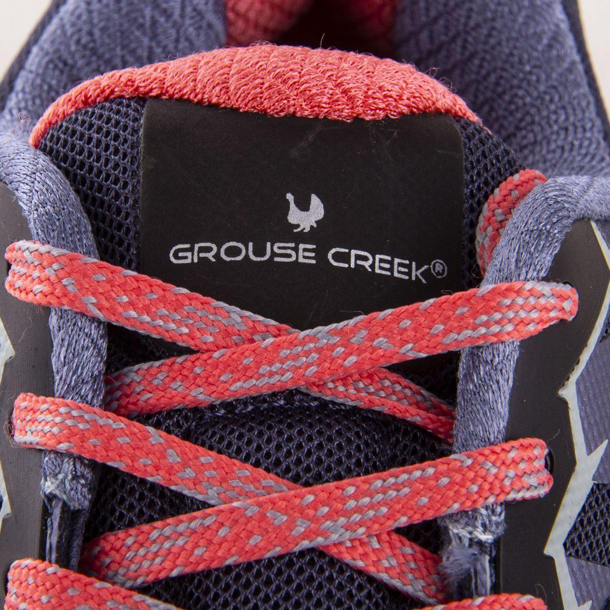 94b77718bfd5 Et Running Violettes Dégriffé Grouse Baskets Creek Femme Roses Prix À  FZgwvnv