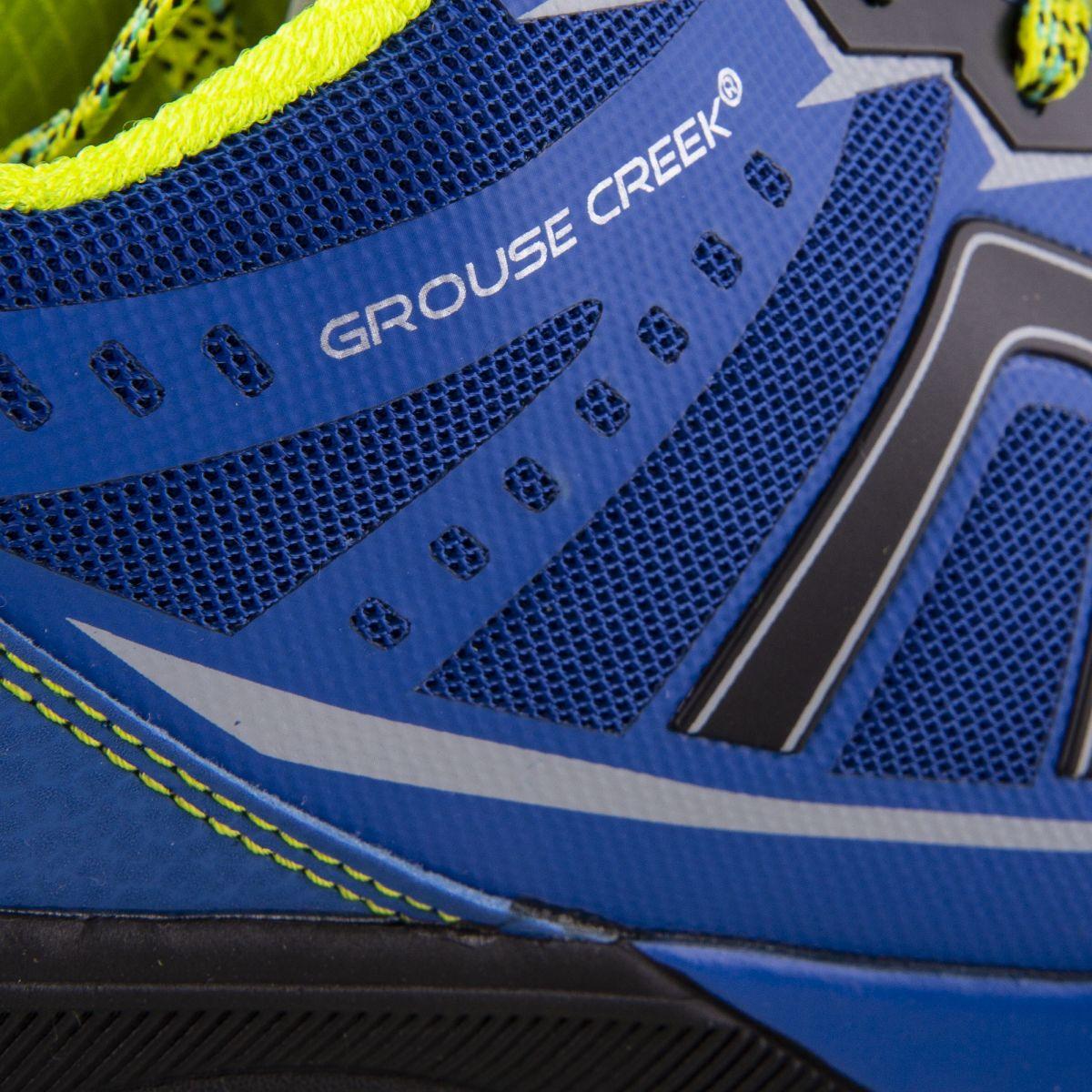 58c4abf53427 ... Baskets running homme GROUSE CREEK marque pas cher prix dégriffés  destockage ...