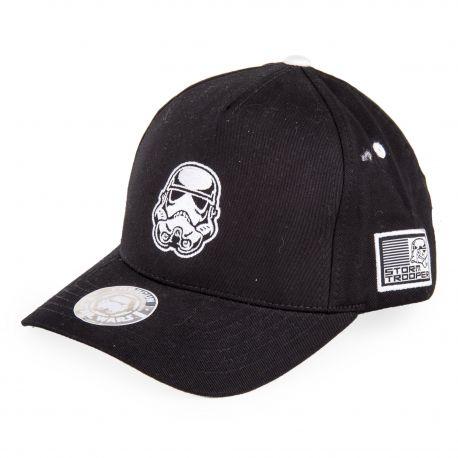 Casquette noire logo blanc enfant FREEGUN marque pas cher prix dégriffés destockage
