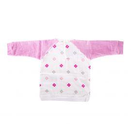Tee shirt manches longues bébé ADEN + ANAIS marque pas cher prix dégriffés destockage