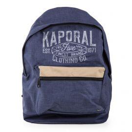 Grand sac à dos bleu jean enfant KAPORAL marque pas cher prix dégriffés destockage