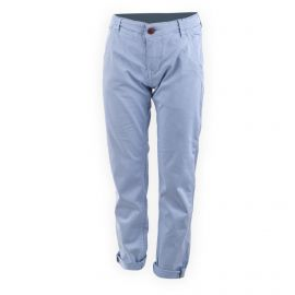 Pantalon chino bleu ciel enfant AMERICAN PEOPLE marque pas cher prix dégriffés destockage