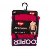 Boxer faust LEE COOPER marque pas cher prix dégriffés destockage